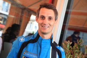 #89 Risi Competizione Ferrari 488 GTE EVO: Olivier Jarvis