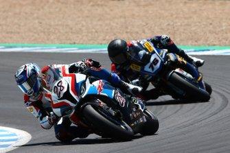 Markus Reiterberger, BMW Motorrad WorldSBK Team, Loris Baz, Ten Kate Racing