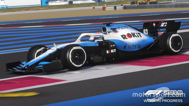 Williams F1 2019 Codemasters