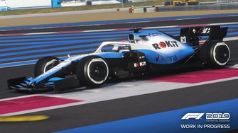 Williams en el 'F1 2019'