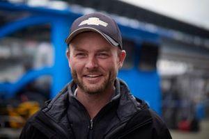 Robert Buckner of Chevrolet