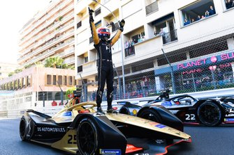 Winnaar Jean-Eric Vergne, DS TECHEETAH, DS E-Tense FE19
