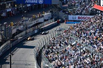 Jean-Eric Vergne, DS TECHEETAH, DS E-Tense FE19 Oliver Rowland, Nissan e.Dams, Nissan IMO1, Felipe Massa, Venturi Formula E, Venturi VFE05
