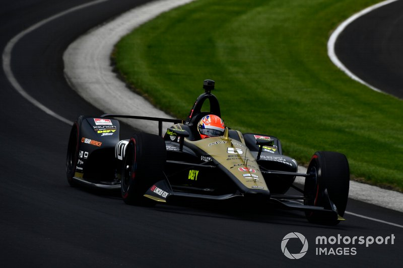32. James Hinchcliffe, Arrow Schmidt Peterson Motorsports Honda