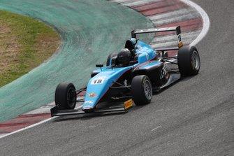Emilio Pesce, Jenzer Motorsport,Tatuus F.4 T014 Abarth