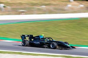 Keyvan Andres, HWA Racelab