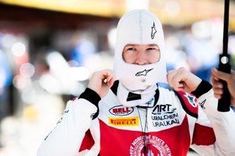 Nikita Mazepin, Art Grand Prix