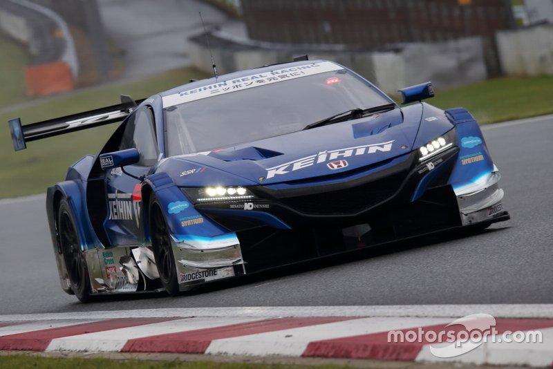 #17 KEIHIN NSX-GT
