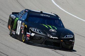 Riley Herbst, Joe Gibbs Racing, Toyota Supra Monster