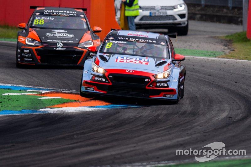 Luca Engstler, M1RA Motorsport Hyundai i30 N TCR