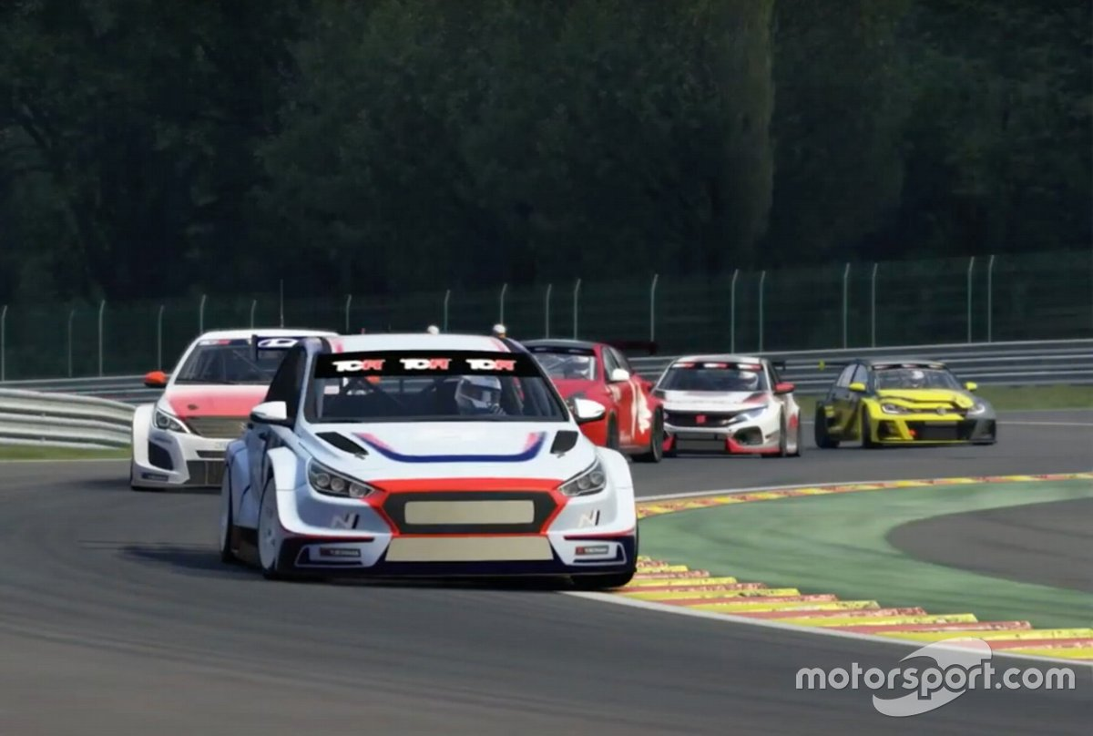 TCR Europe SIM Racing
