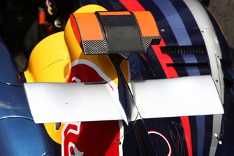 Red Bull Racing RB3 detail