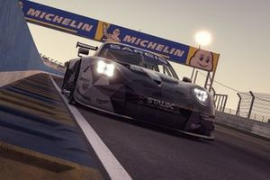 #88 Dempsey-Proton Racing Porsche 911 RSR: Riccardo Pera, Loek Hartog, Michael Francesconi, Kevin Van Dooren