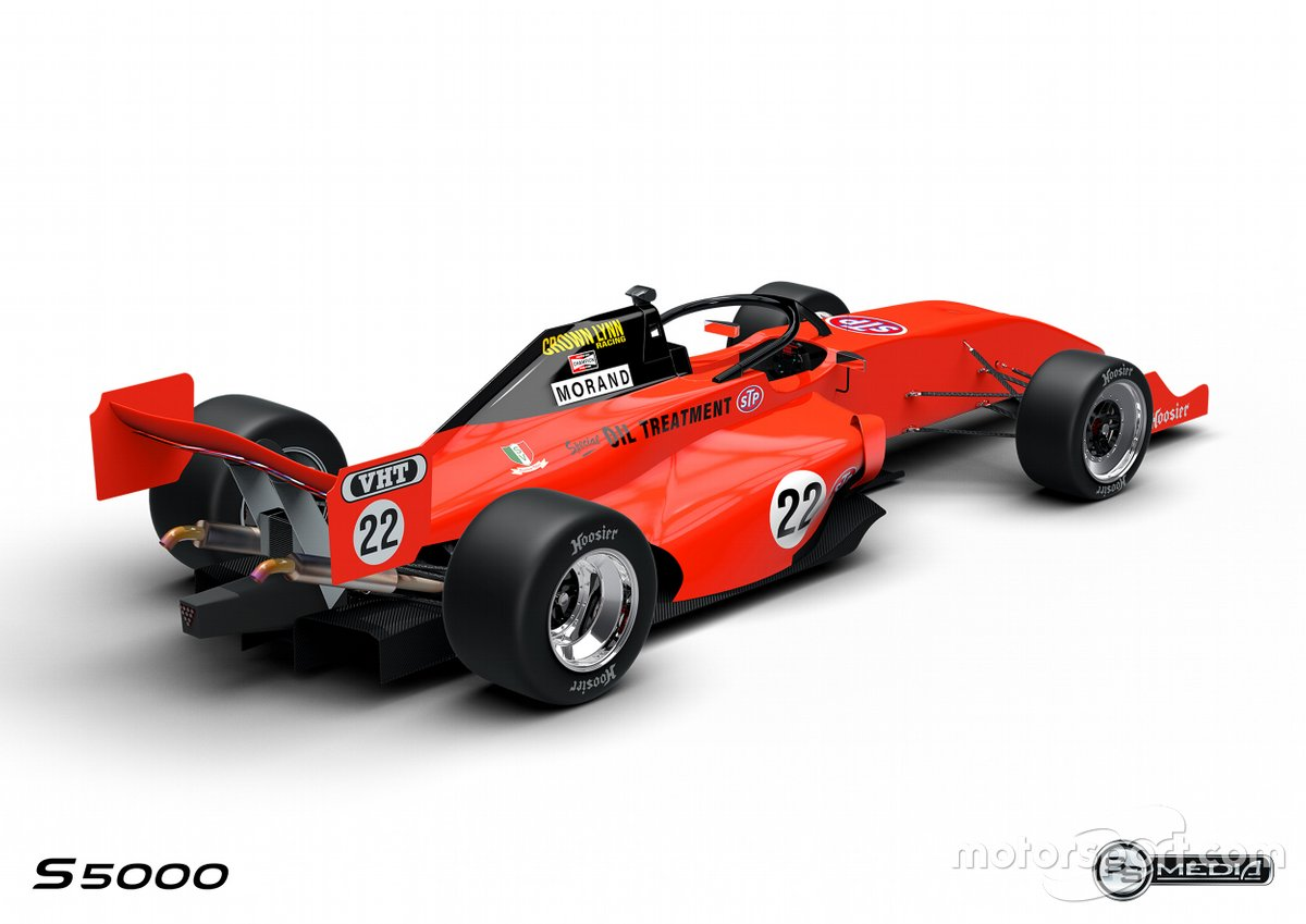 S5000 Heritage Series – McRae