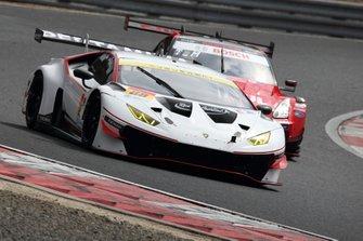 #88 JLOC Lamborghini Huracan GT3: Takashi Kogure, André Couto