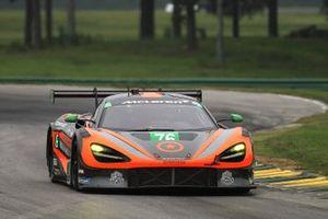 #76: Compass Racing McLaren 720S GT3, GTD: Corey Fergus, Paul Holton