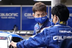 Daiki Sasaki(#12 Calsonic IMPUL GT-R)