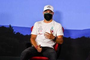 Valtteri Bottas, Mercedes AMG F1 in the press conference
