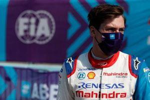 Alex Lynn, Mahindra Racing