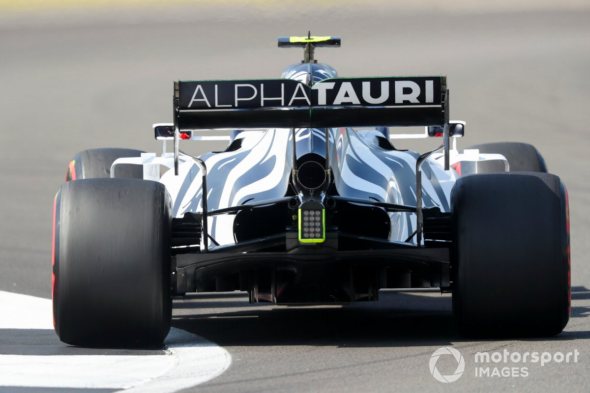 Pierre Gasly, AlphaTauri AT01