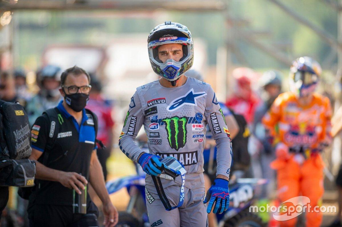Gautier Paulin, Monster Energy Wilvo Yamaha Factory Racing