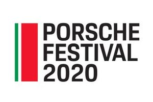 Logo Porsche Festival