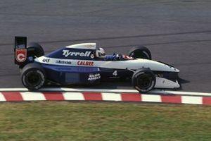 Andrea de Cesaris, Tyrrell 020B Ilmor