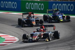 Enzo Fittipaldi, Hwa Racelab, Jack Doohan, Hwa Racelab And Leonardo Pulcini, Carlin Buzz Racing