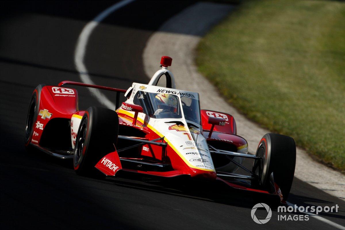 13º Josef Newgarden, Team Penske – Chevrolet