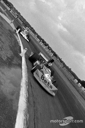 Vittorio Brambilla, March 751 Ford, Emerson Fittipaldi, McLaren M23