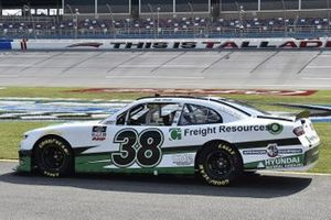 Jeff Green, RSS Racing, Chevrolet Camaro C2 Freight Resources