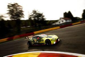 #95 Aston Martin Racing Aston Martin Vantage AMR: Marco Sörensen, Nicki Thiim