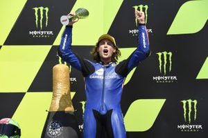 Podium: third place Joe Roberts, American Racing