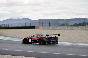 Hudspeth Sean, Michelotto Mattia, Greco Matteo, Ferrari 458 Italia, EASY RACE