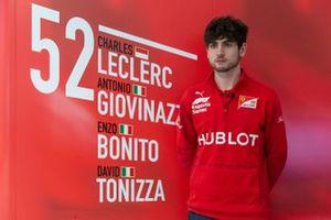 Enzo Bonito, AF Corse Ferrari