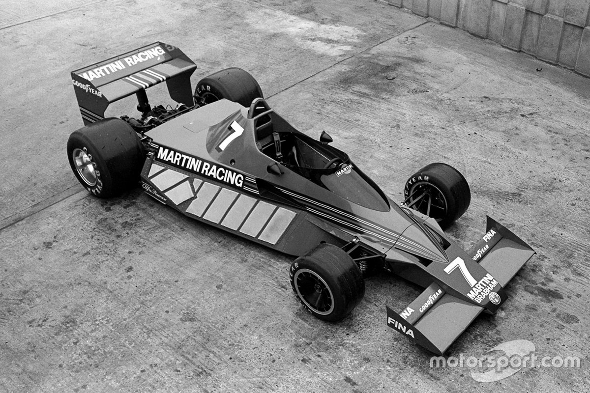 Brabham BT46: diseñado por Gordon Murray