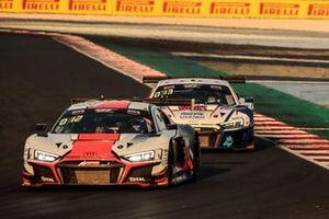 #33 Belgian Audi Club Team WRT Audi R8 LMS GT3: Jusuf Owega, Hamza Owega