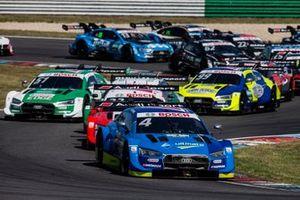La partenza, Robin Frijns, Audi Sport Team Abt Sportsline, Audi RS5 DTM leads
