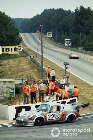 Gijs van Lennep, Herbert Muller, Porsche Turbo RSR