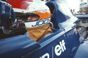 Jody Scheckter, Tyrrell 007 Ford