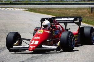 René Arnoux, Ferrari 126C4