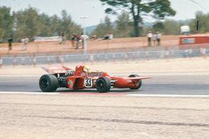 Nanni Galli, March 711 Ford, GP di Francia del 1971