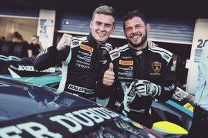Karol Basz, Andrzej Lewandowski, Vincenzo Sospiri Racing