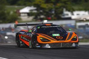 #76 Compass Racing McLaren 720S GT3, GTD: Corey Fergus, Paul Holton