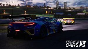 Screenshot Project CARS 3