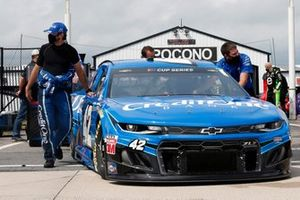 Matt Kenseth, Chip Ganassi Racing, Chevrolet Camaro Credit One Bank