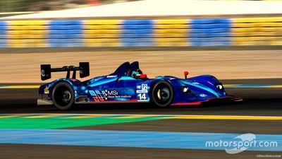 24h Le Mans de iRacing