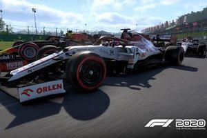 F1 2020 Hungary circuit