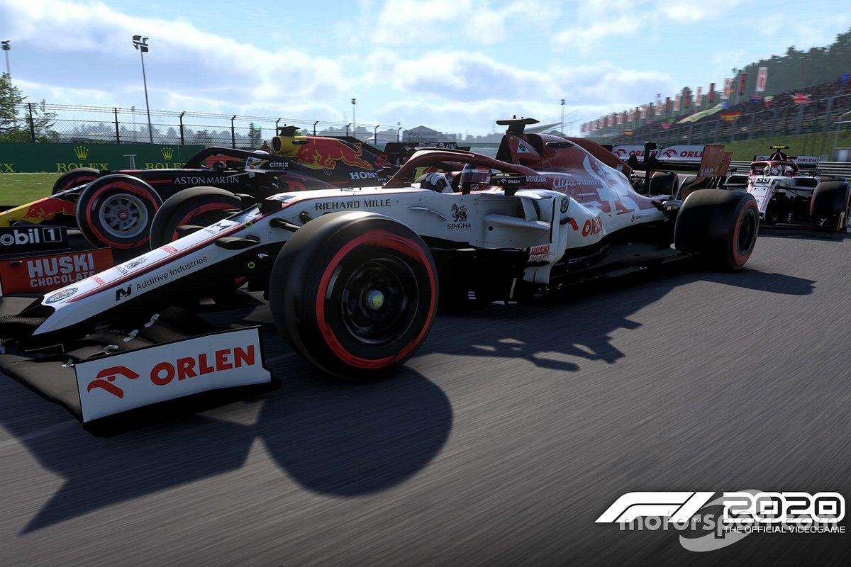 Les monoplaces dans F1 2020