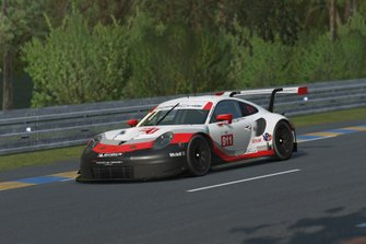 virtual Le Mans screenshot
